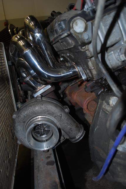 Byta turbo saab 9-3 ss